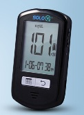 picture of Solo Blood Glucose Monitor